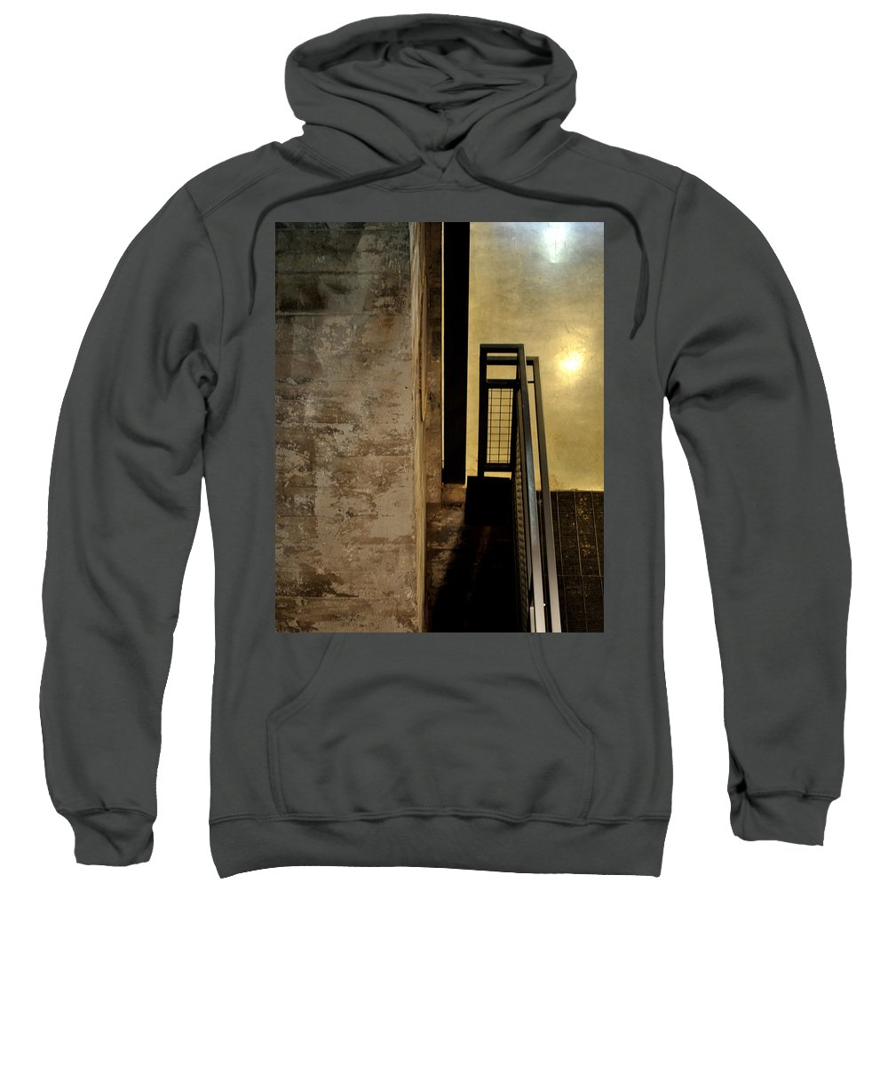 Abstract Sweatshirt featuring the photograph Carlton 11 by Tim Nyberg
