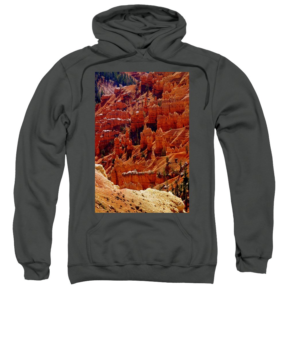 Cedar Breaks Sweatshirt featuring the photograph Cedar Breaks 3 by Marty Koch