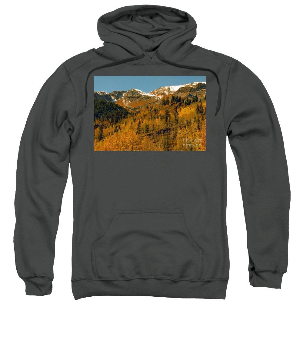 Colorado Sweatshirt featuring the photograph Colorado by David Lee Thompson