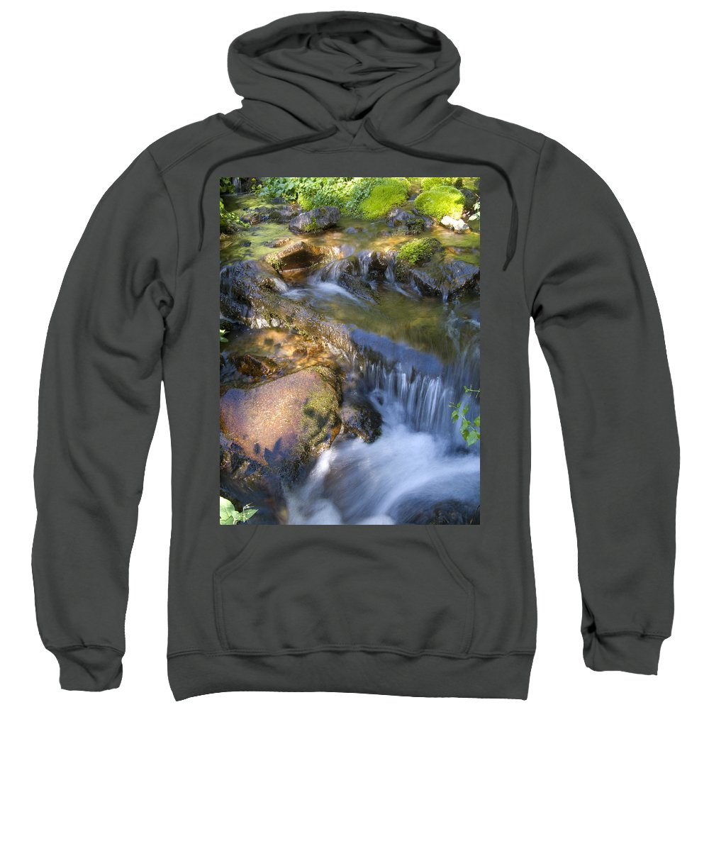 Colorado Sweatshirt featuring the photograph Colorado Tranquility by Jeffery Ball