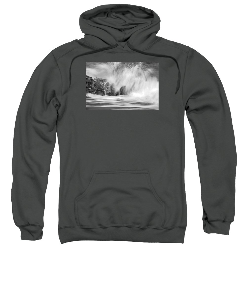 Coral Cove Sweatshirt featuring the photograph Coral Cove Park 0598 by Bob Neiman