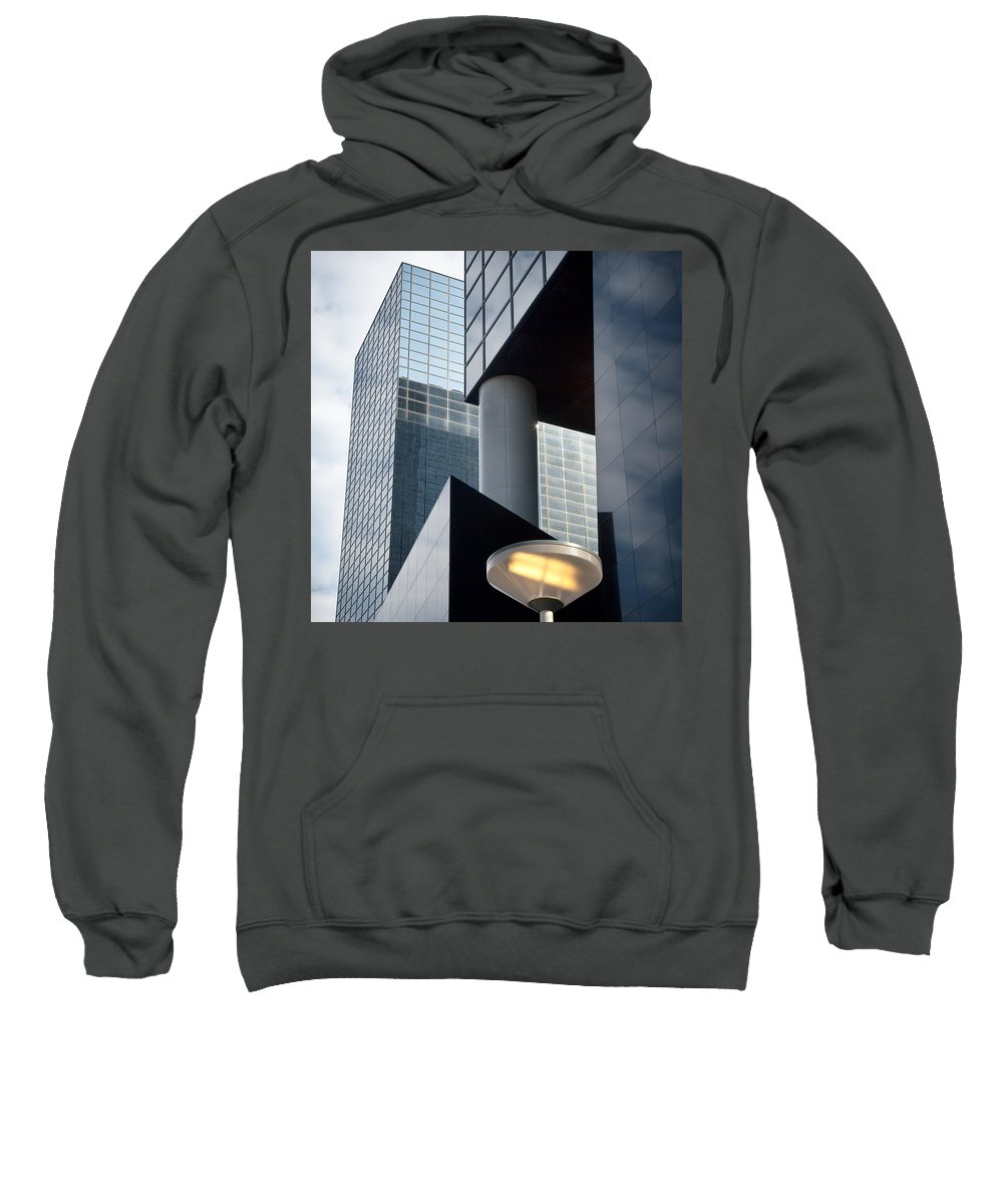Business Sweatshirt featuring the photograph Day Light by Dave Bowman