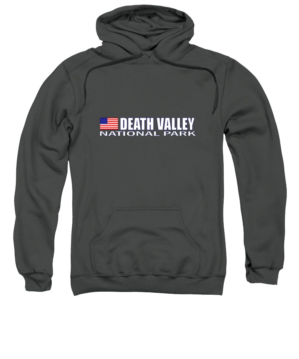 Death Valley Hooded Sweatshirts T-Shirts