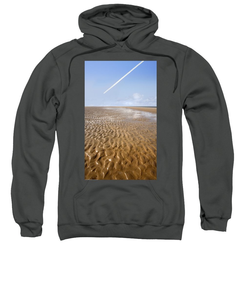 Travel Sweatshirt featuring the photograph Distant Horizon by Mal Bray