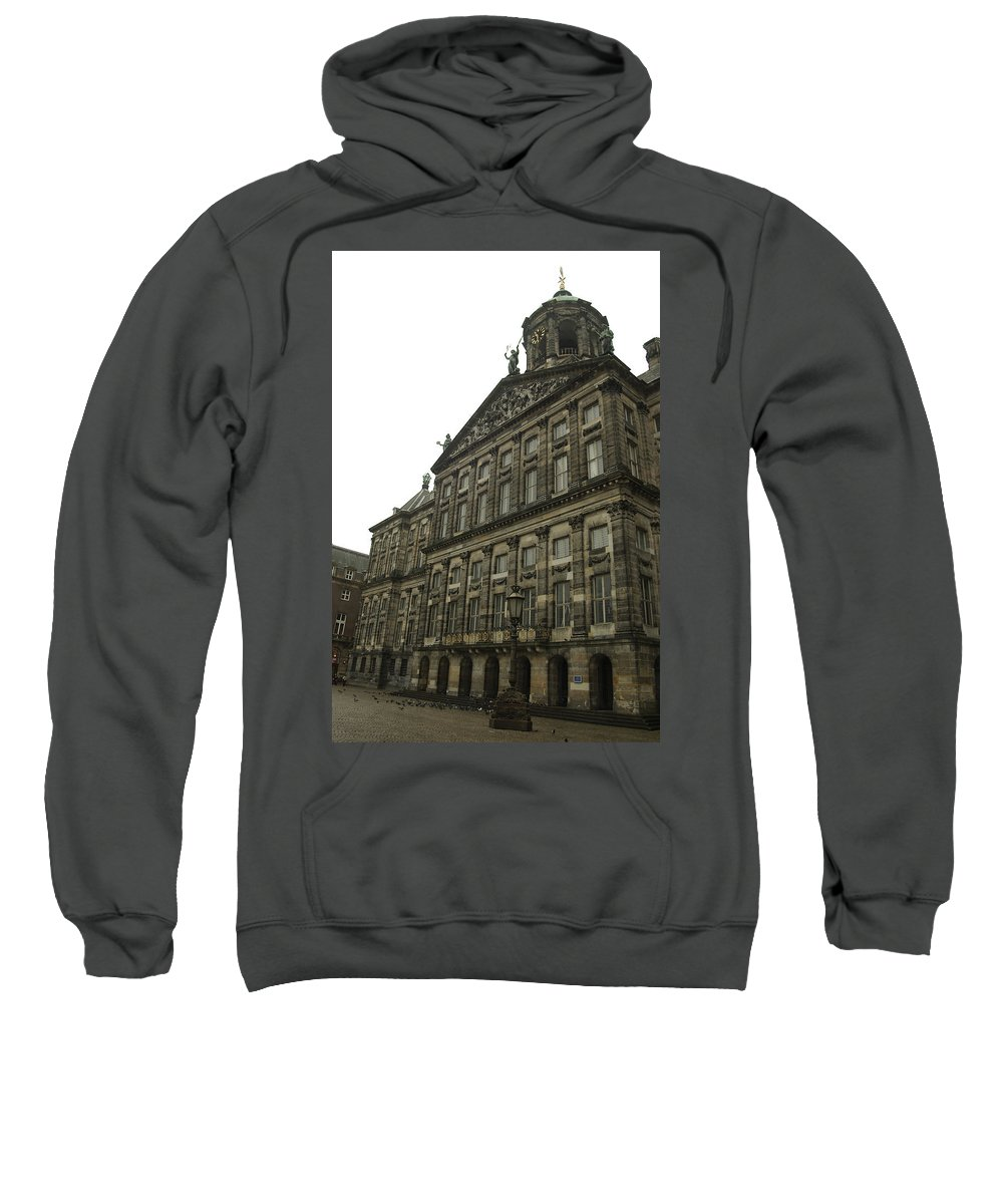 Landscape Sweatshirt featuring the photograph Dnrh1107 by Henry Butz