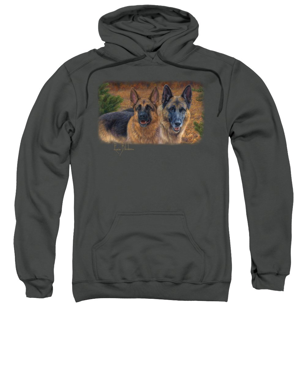 Canine Hooded Sweatshirts T-Shirts