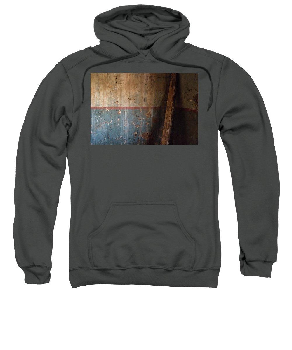 Still Life Sweatshirt featuring the photograph Ensepulcher Series by Sonja Czekalski