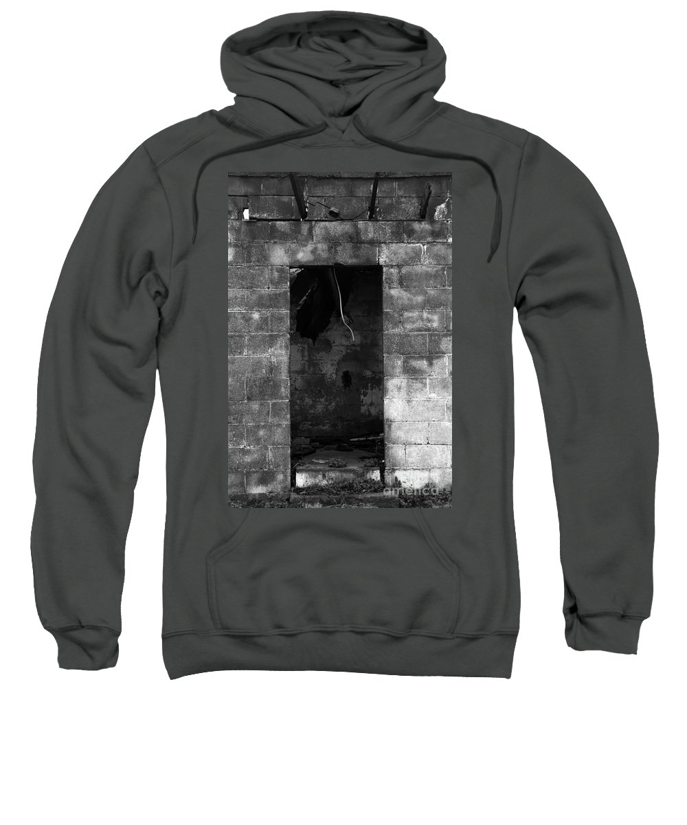 Fire Sweatshirt featuring the photograph Fire by Amanda Barcon