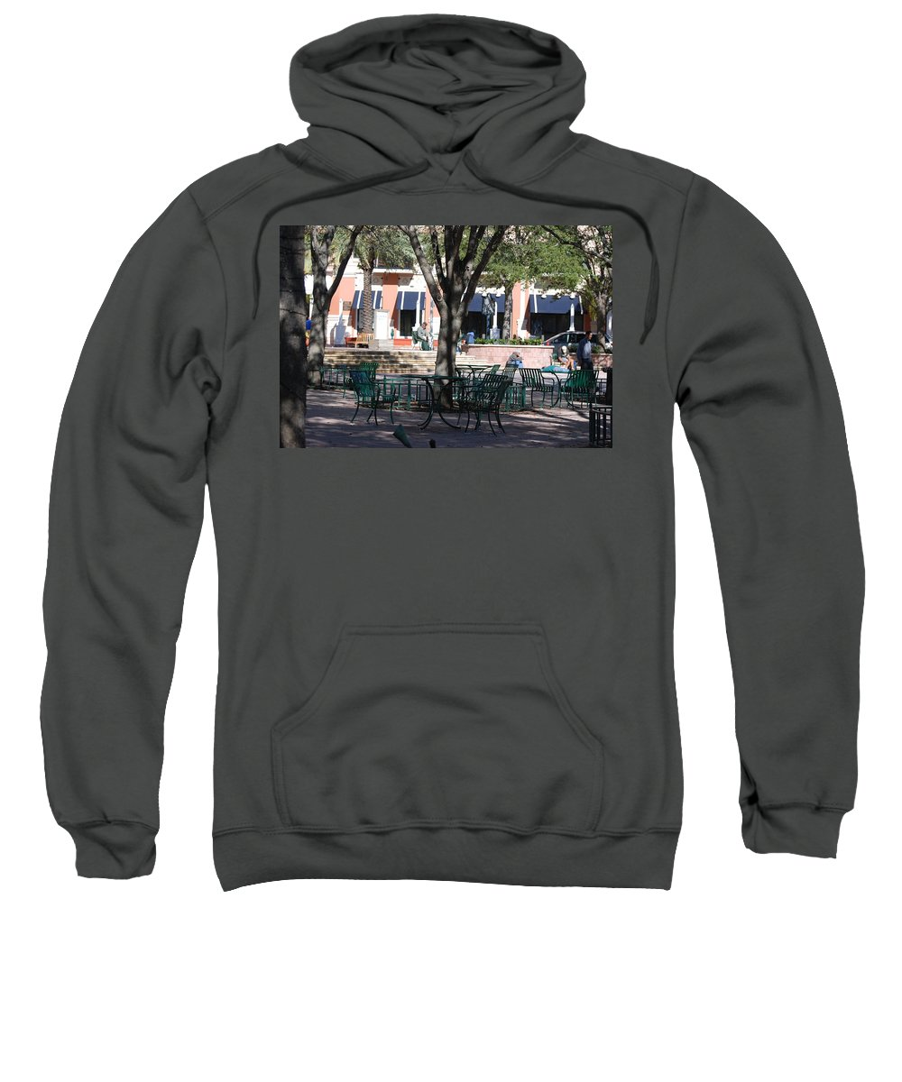 Park Sweatshirt featuring the photograph Flagler Park by Rob Hans