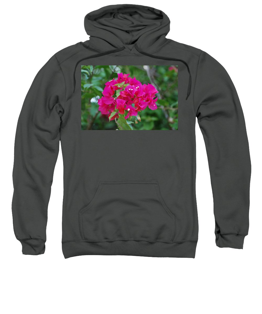 Flowers Sweatshirt featuring the photograph Flowers by Rob Hans