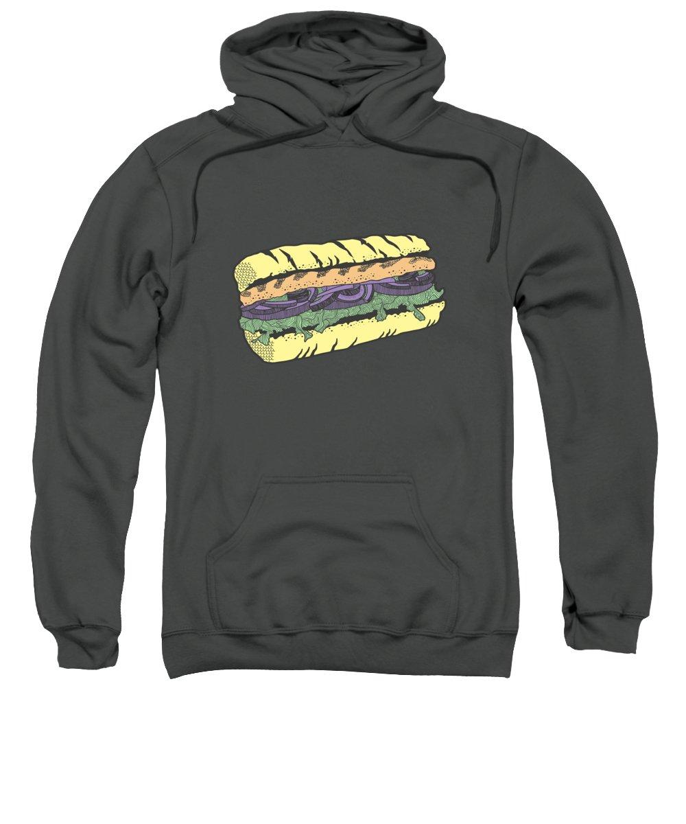 Food Hooded Sweatshirts T-Shirts