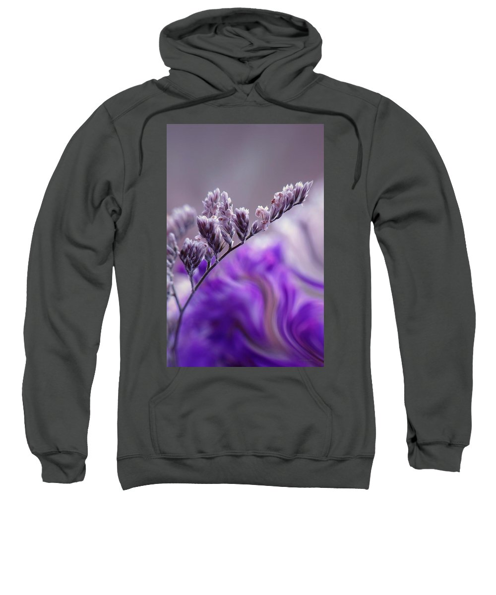 Free Sweatshirt featuring the photograph Free Thought... by Arthur Miller