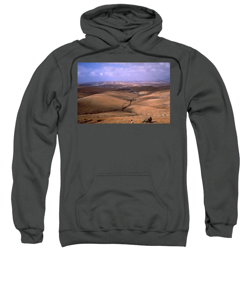 Fuerteventura Sweatshirt featuring the photograph Fuerteventura I by Flavia Westerwelle