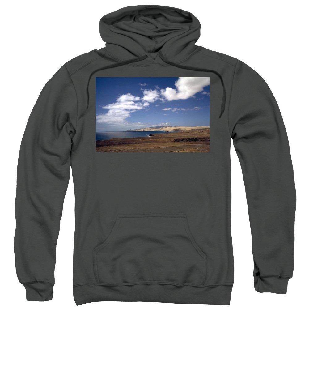 Fuerteventura Sweatshirt featuring the photograph Fuerteventura II by Flavia Westerwelle