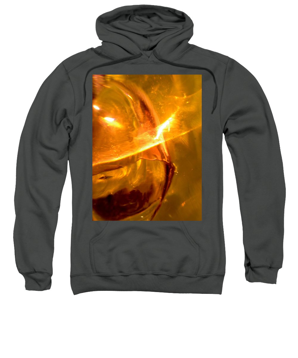 Outer Space Sweatshirt featuring the photograph Galaxies 180 by Stephanie Moore