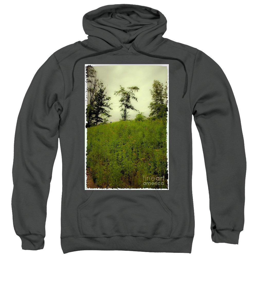 Landscape Sweatshirt featuring the photograph Gettysburg Landscape by Madeline Ellis
