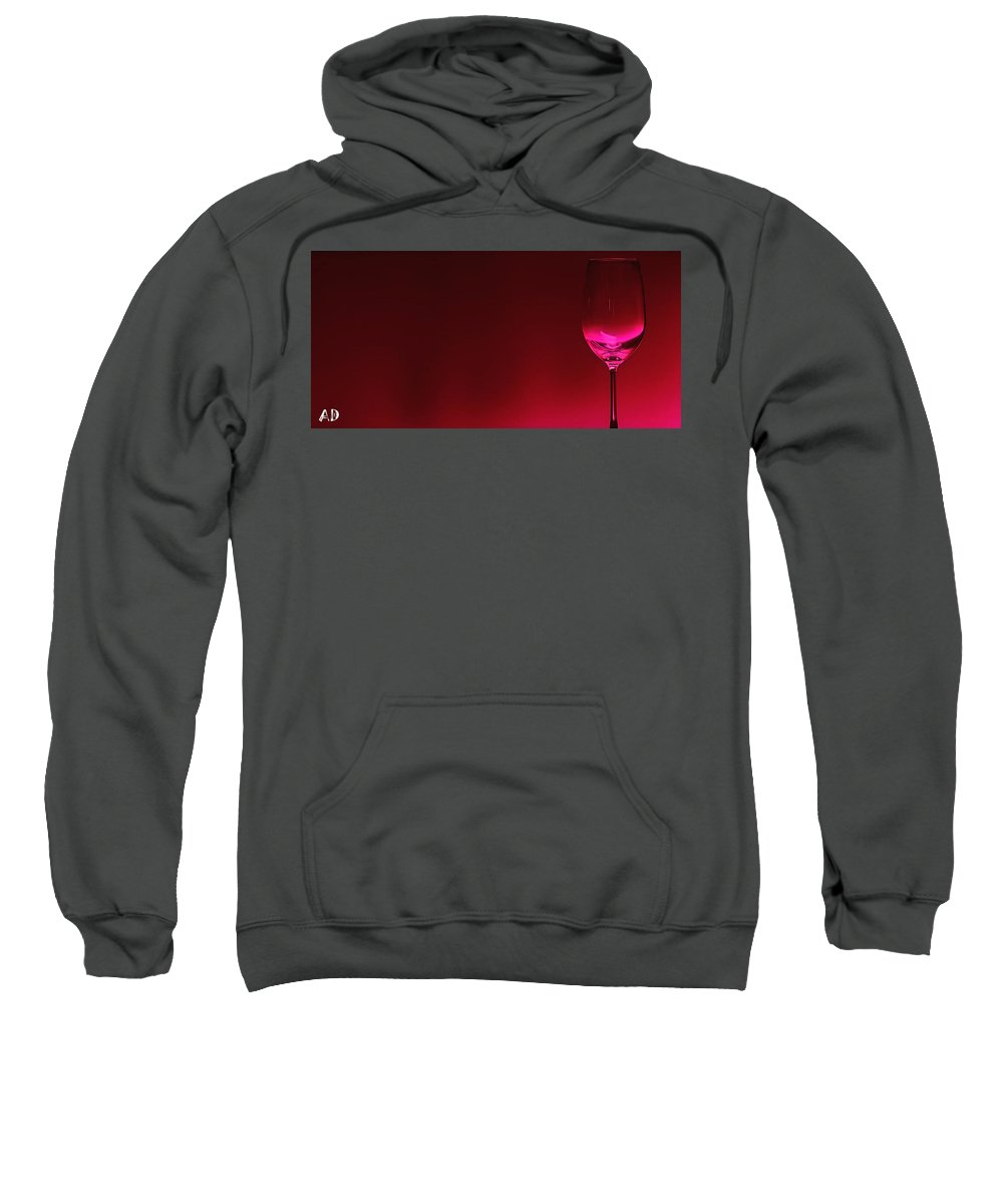 Glass Digital Art Hooded Sweatshirts T-Shirts