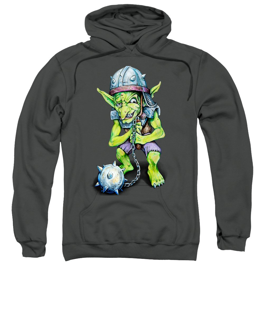 Dungeon Hooded Sweatshirts T-Shirts