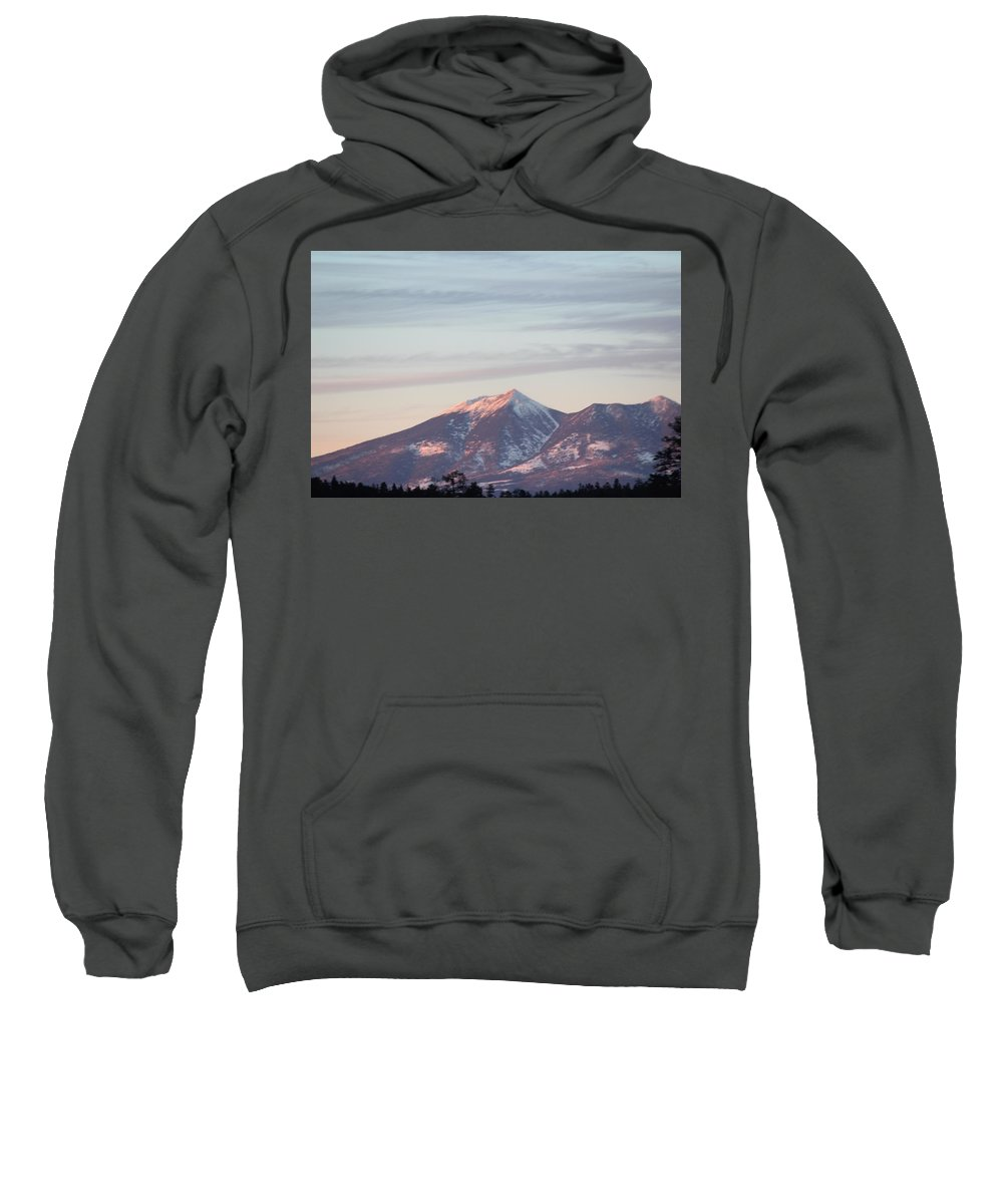 Landscape Sweatshirt featuring the photograph God's Creation by David Dowlen