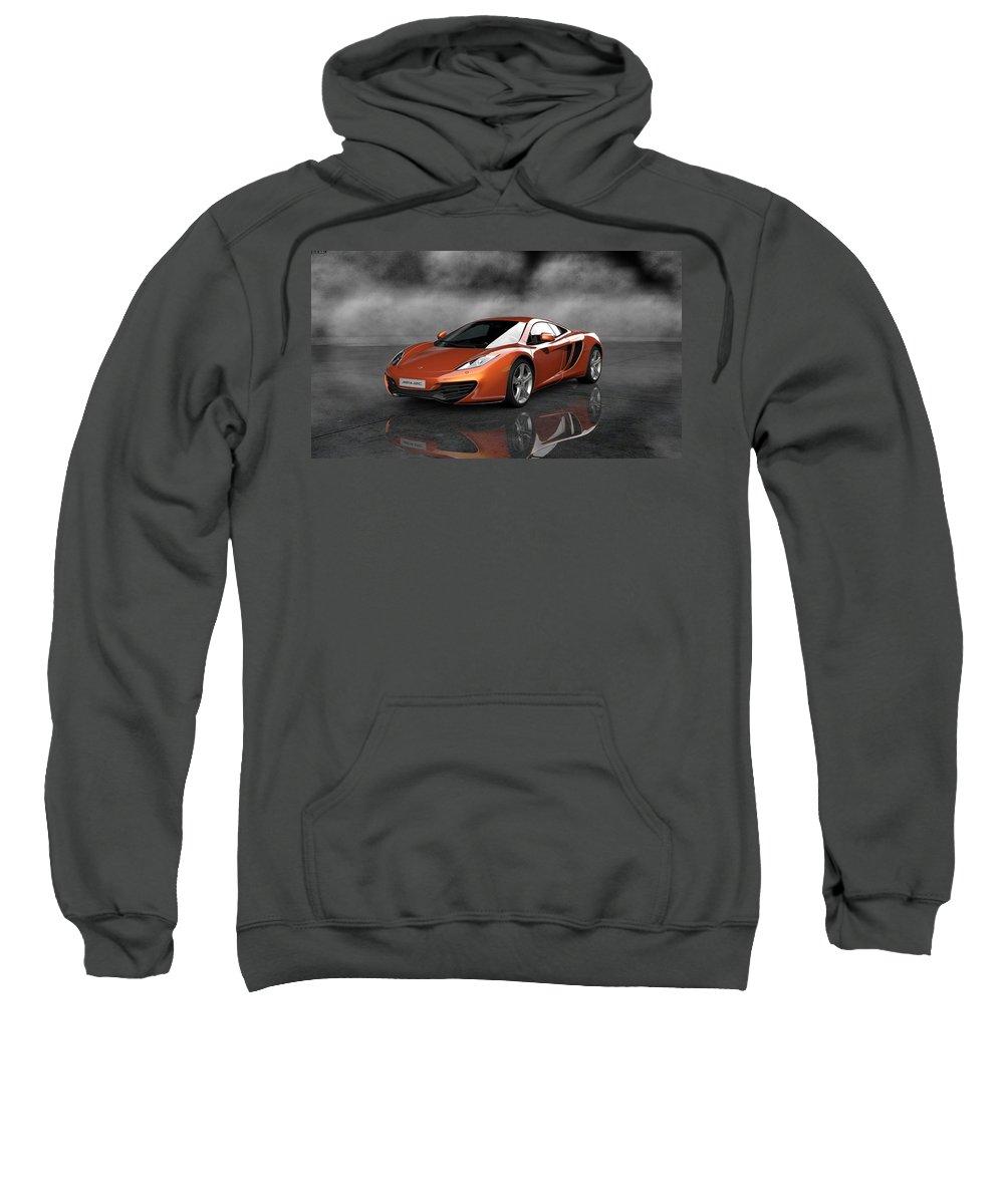 Gran Turismo 6 Sweatshirt featuring the digital art Gran Turismo 6 by Bert Mailer