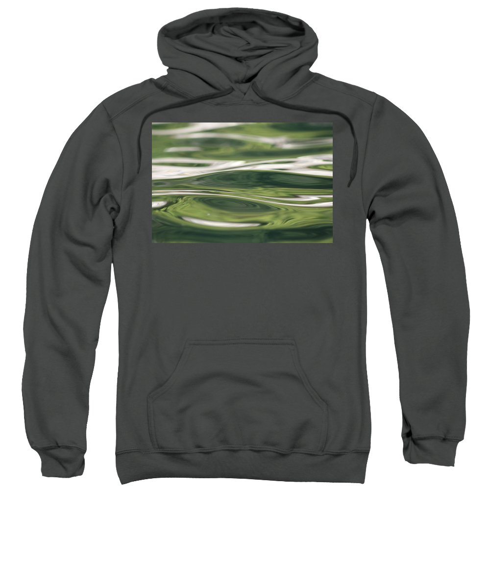 Healing Waters Sweatshirt featuring the photograph Healing Waters by Cathie Douglas