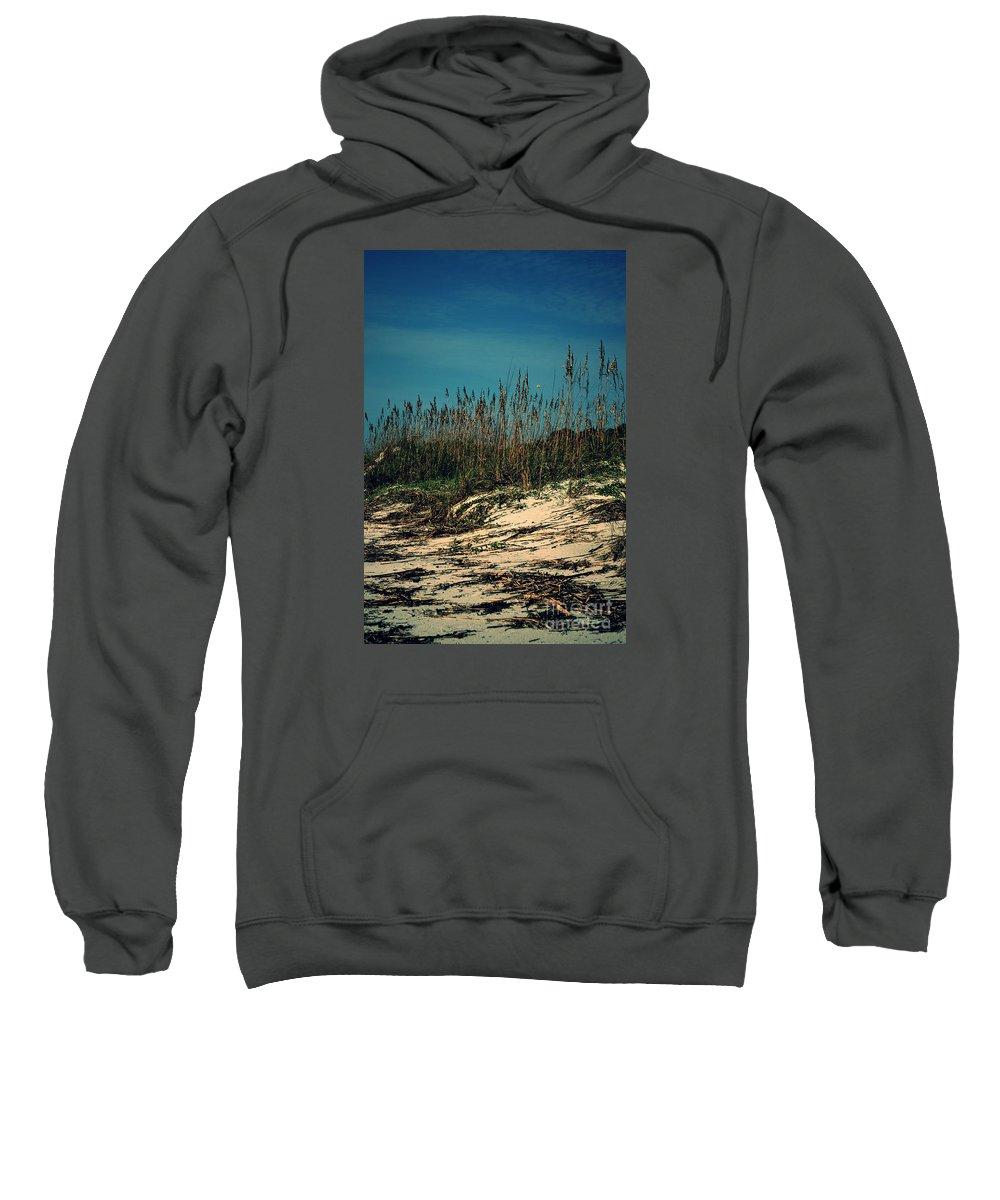 Beach Sweatshirt featuring the photograph Hilton Head Island by Petra Pechova
