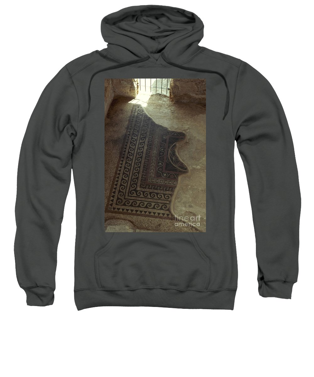 20th Century Sweatshirt featuring the photograph Holy Land: Masada by Granger