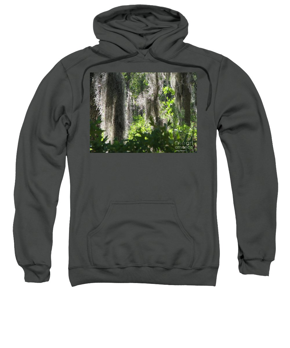 Florida Sweatshirt featuring the photograph Home by Greg Patzer