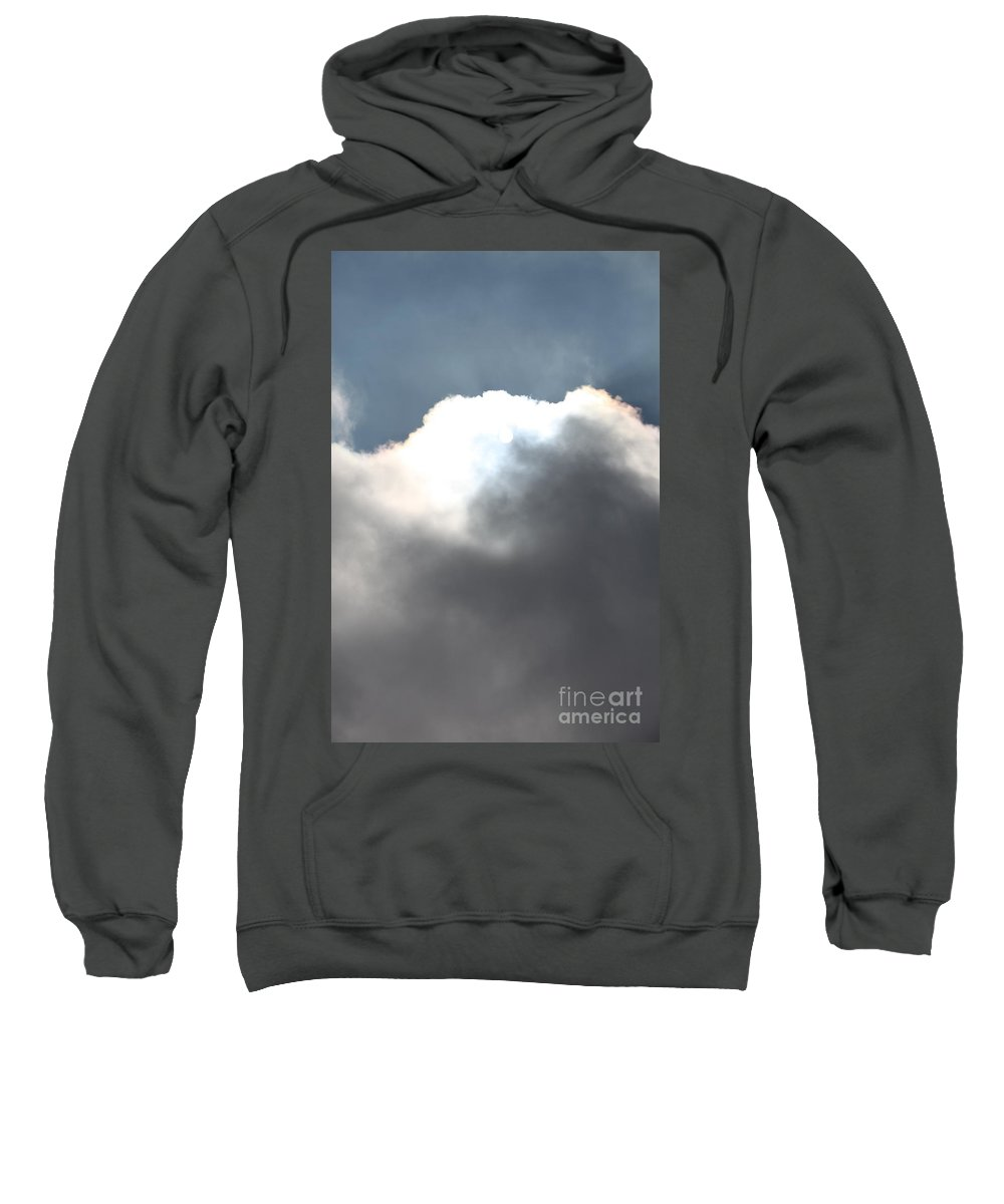 Hope Sweatshirt featuring the photograph Hope by Nadine Rippelmeyer