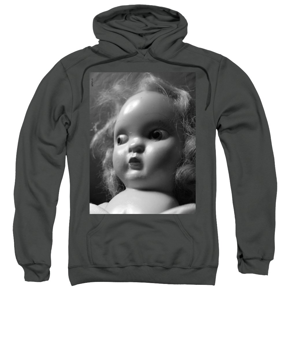 Hypnotized Sweatshirt featuring the photograph Hypnotized by Ed Smith