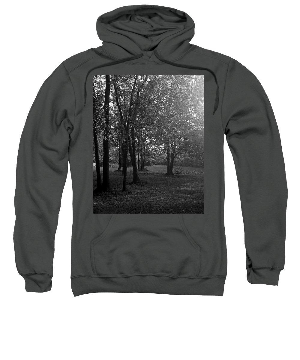 Feild Sweatshirt featuring the photograph In A Dream by Hannah Breidenbach