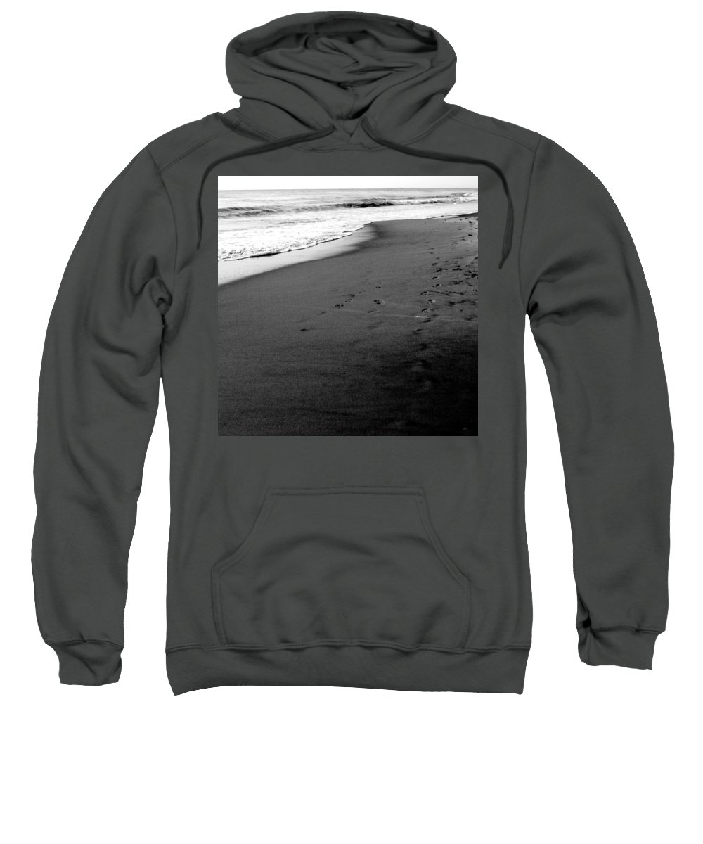 Photograph Sweatshirt featuring the photograph In My Thoughts by Jean Macaluso