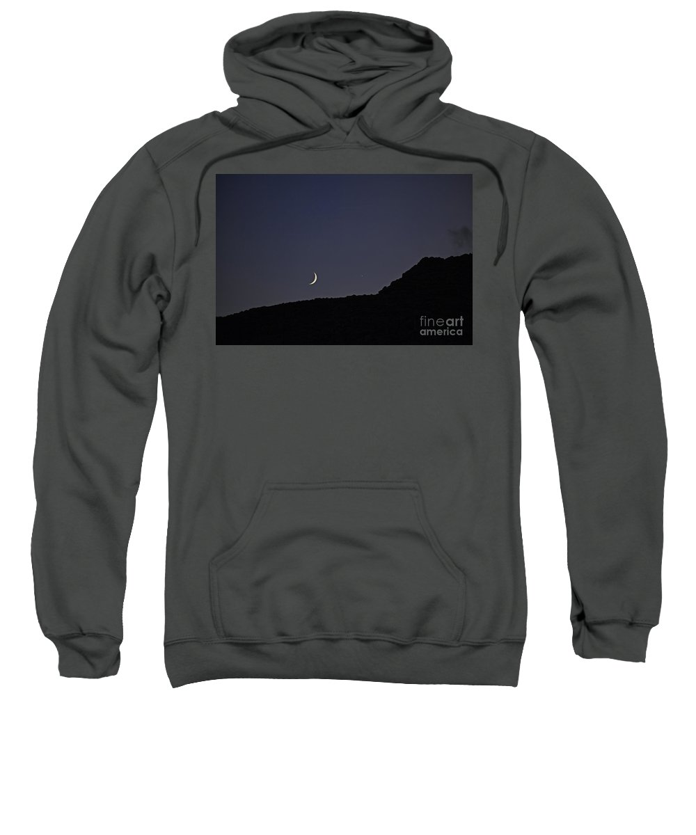 Crete Sweatshirt featuring the photograph In Search Of Atlantis-4 by Casper Cammeraat
