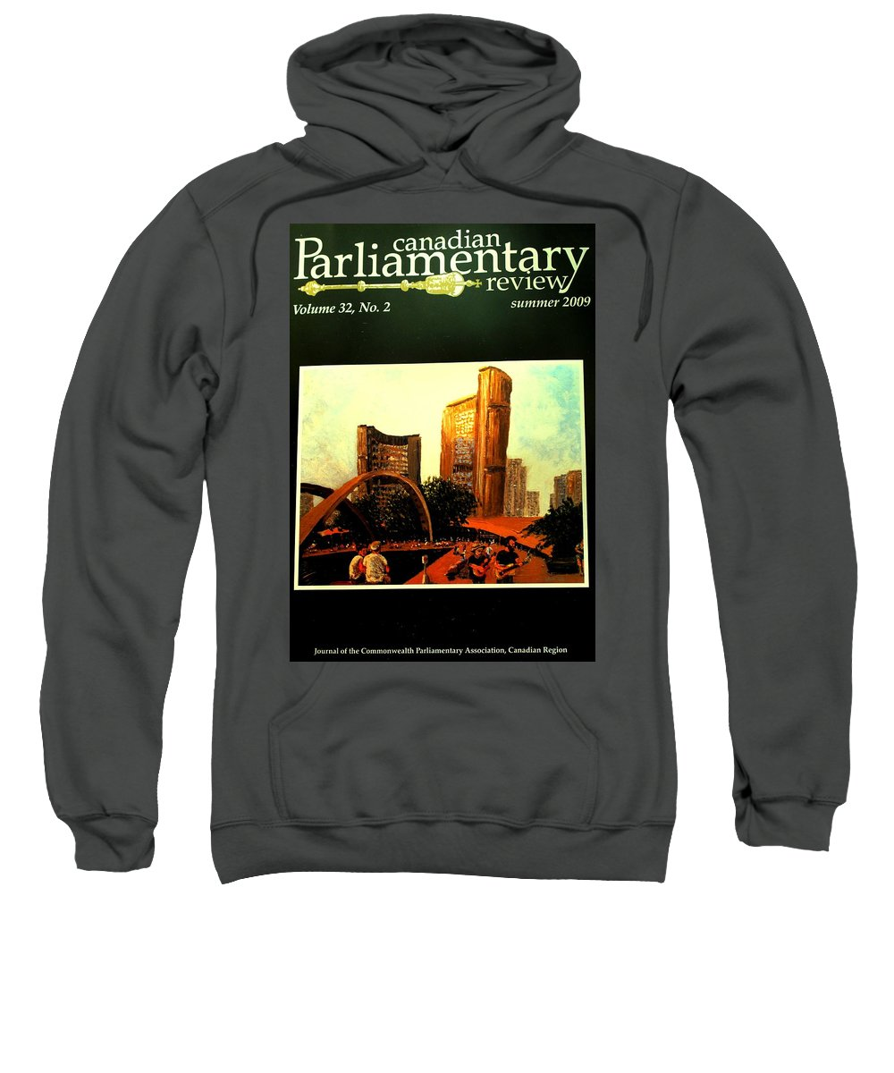 Canada Sweatshirt featuring the photograph Incredible by Ian MacDonald