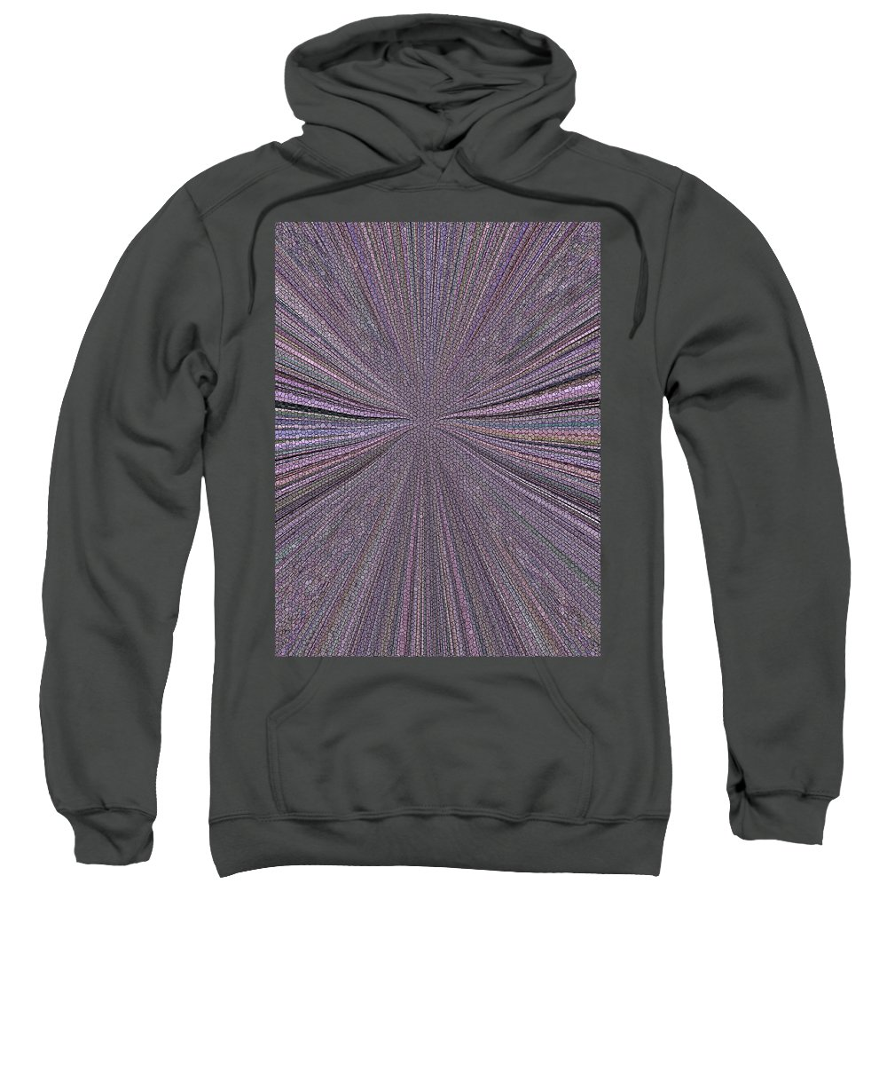 Inward Sweatshirt featuring the photograph Inward by Tim Allen