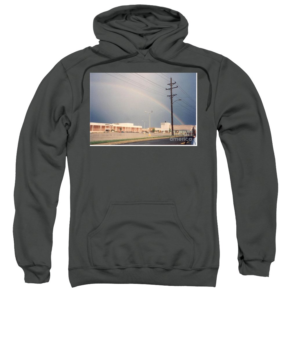 Jcpenney Sweatshirt featuring the photograph Jcpenney Outlet Store At River Roads by Dwayne Pounds