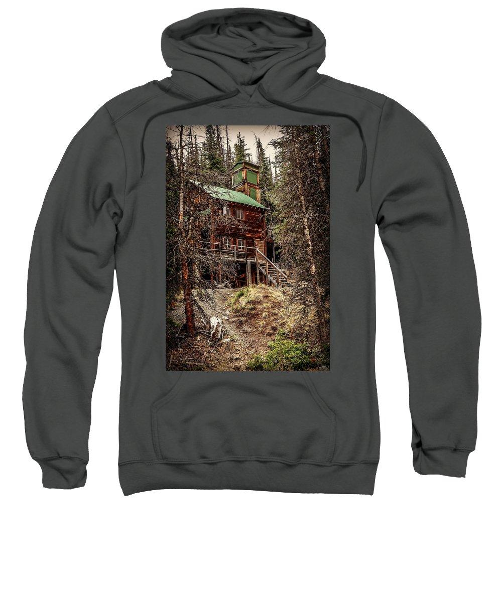 Sweatshirt featuring the photograph Kirwin 2 by Gemdelin Jackson