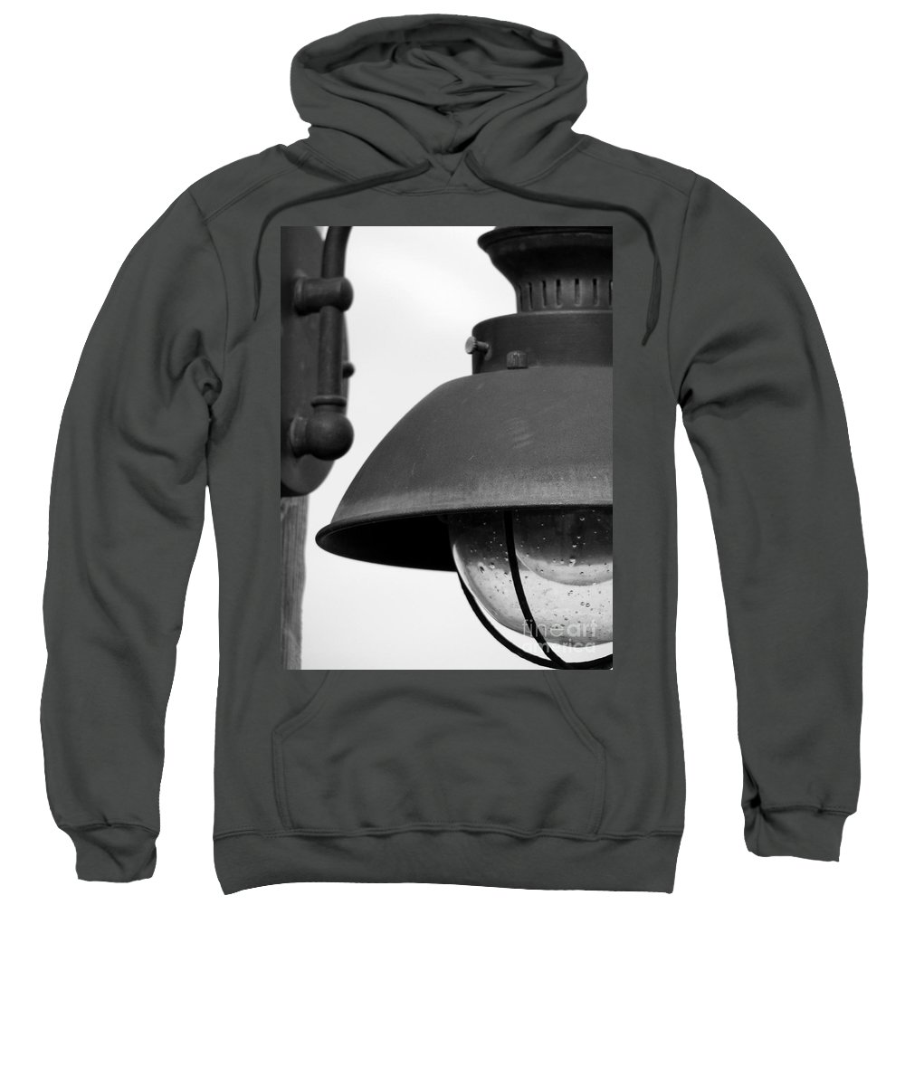 Lamppost Sweatshirt featuring the photograph Lamp Post by Amanda Barcon