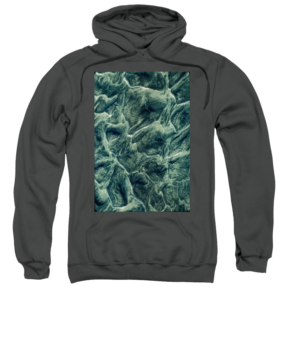 Photography Sweatshirt featuring the photograph Lands End by Paul Wear