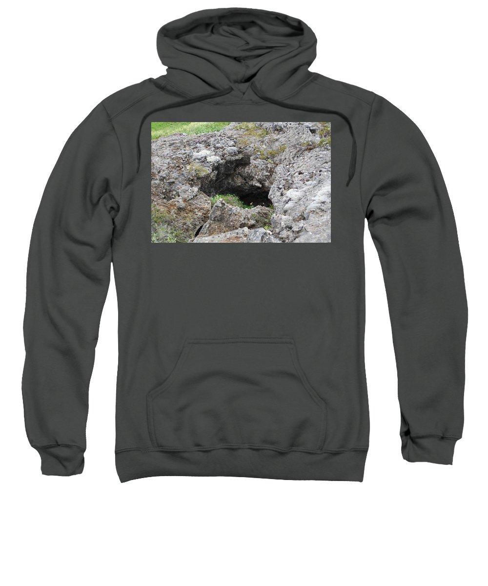 Lava Sweatshirt featuring the photograph Lava by Kristen Bird