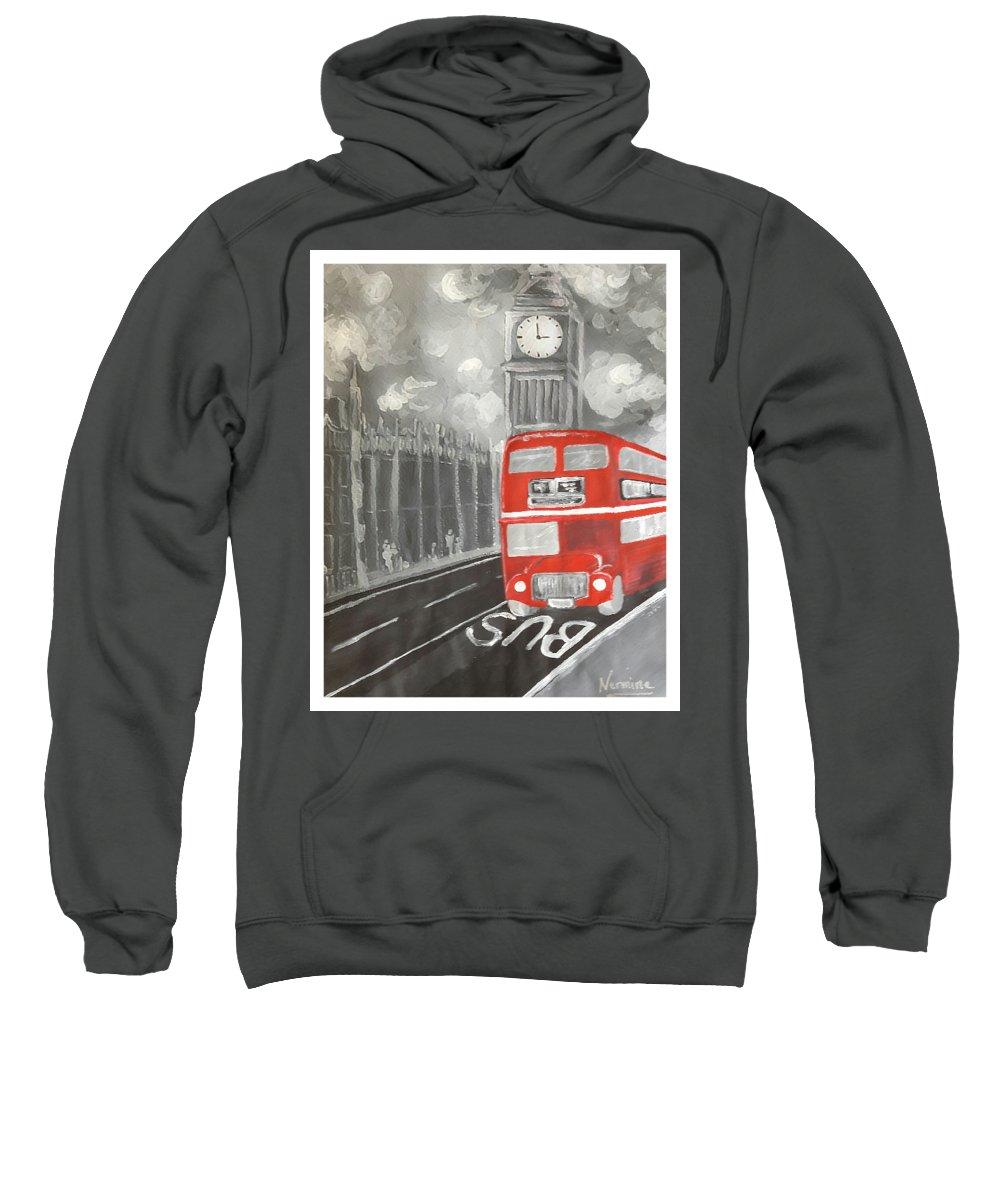 Clock Sweatshirts