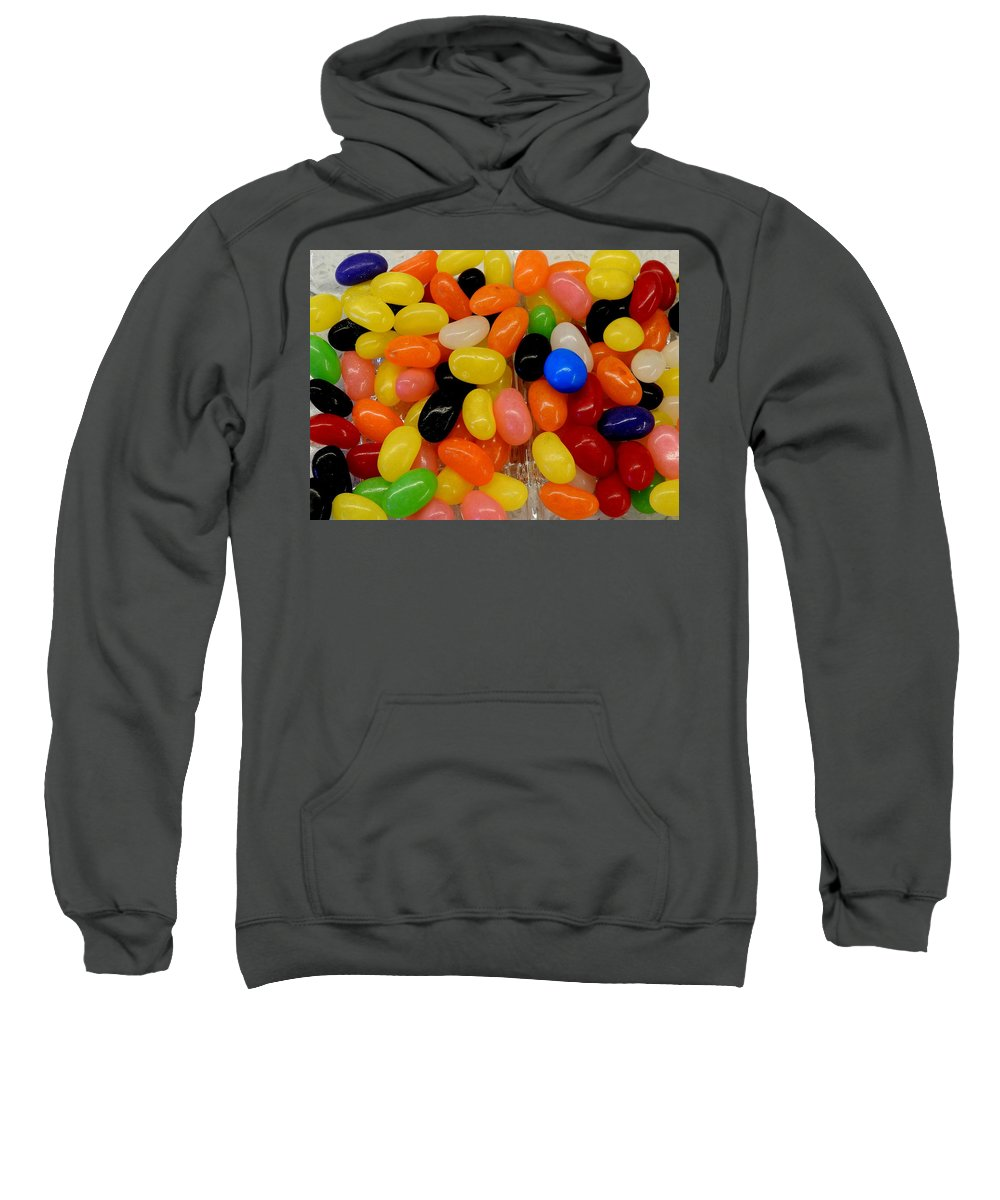 Beans Sweatshirt featuring the photograph Misfit by Betty-Anne McDonald
