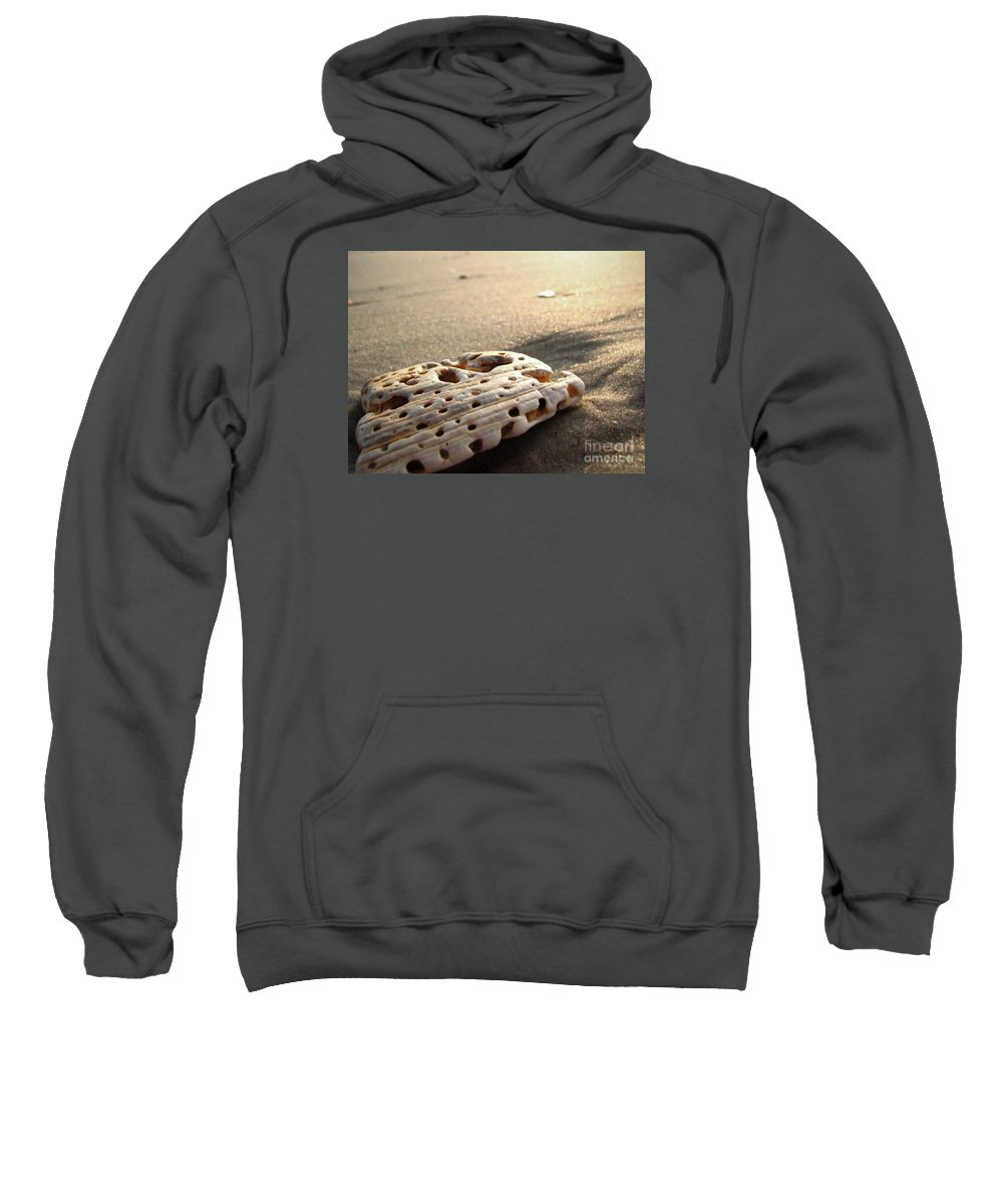 Landscape Sweatshirt featuring the photograph Morning Glow by Todd A Blanchard