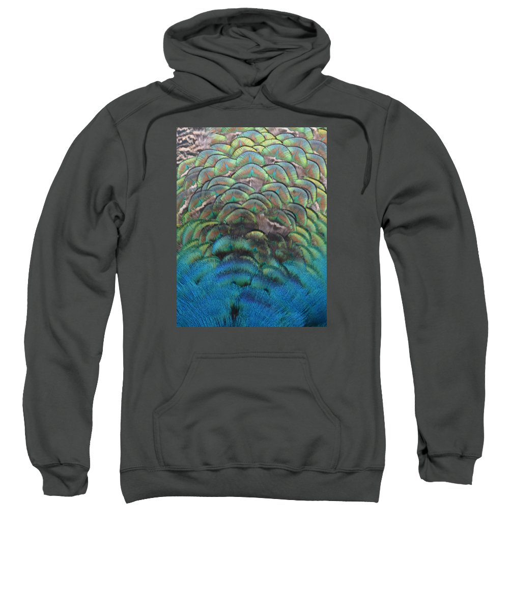 Abstract Sweatshirt featuring the photograph Natural Beauty by Erin O'Neal-Morie
