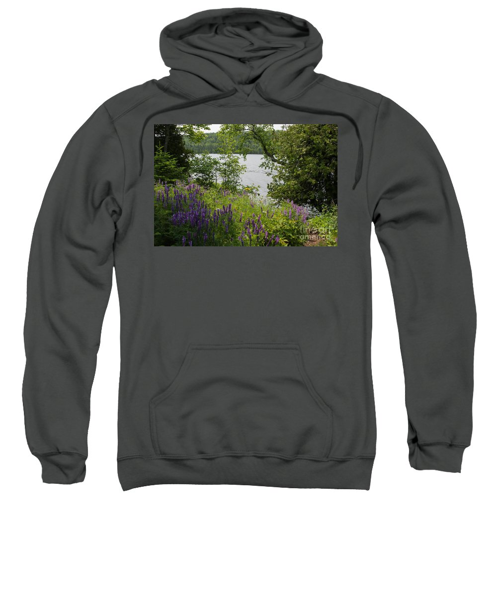 Natural Sweatshirt featuring the photograph Natural Beauty by Wesley Farnsworth