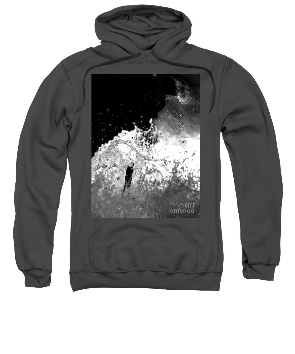 Water Sweatshirt featuring the photograph Natural Power by Amanda Barcon