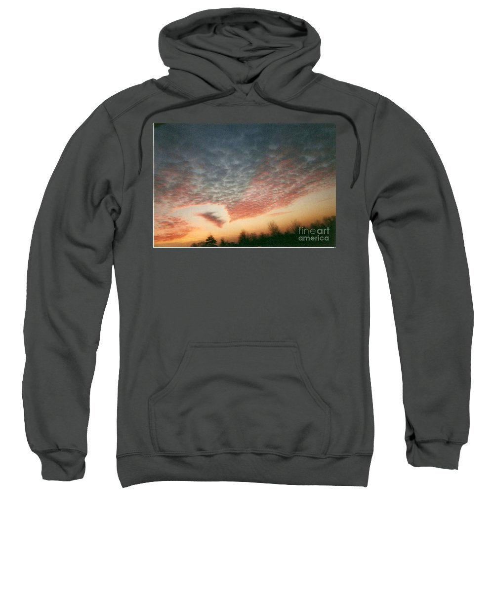 Landscape Sweatshirt featuring the photograph Natures Palette by Stephen King