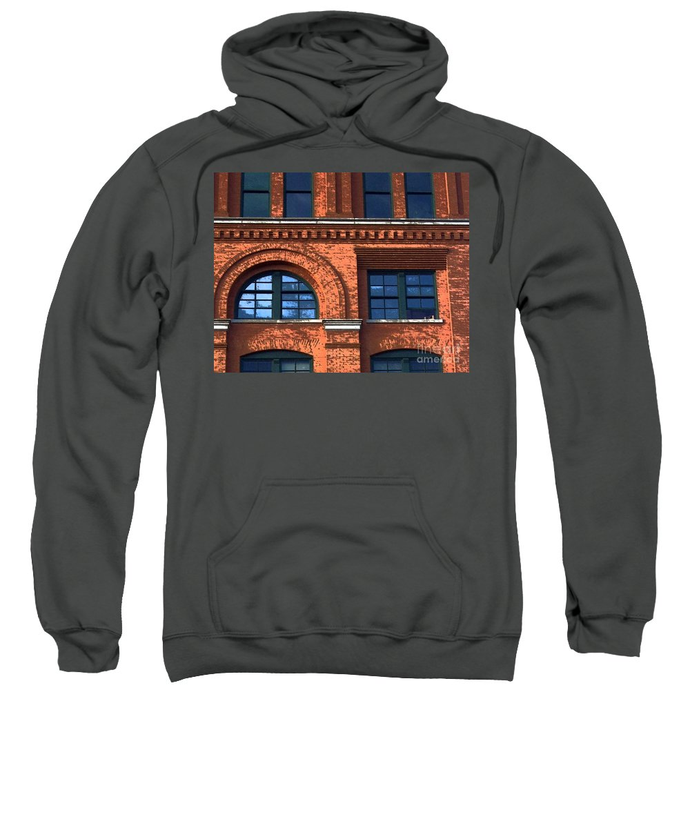 6th Floor Museum Sweatshirt featuring the photograph Never Forget Jfk by Debbi Granruth