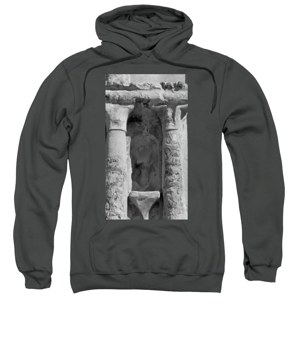 Niche Sweatshirt featuring the photograph Niche by Kathy McClure