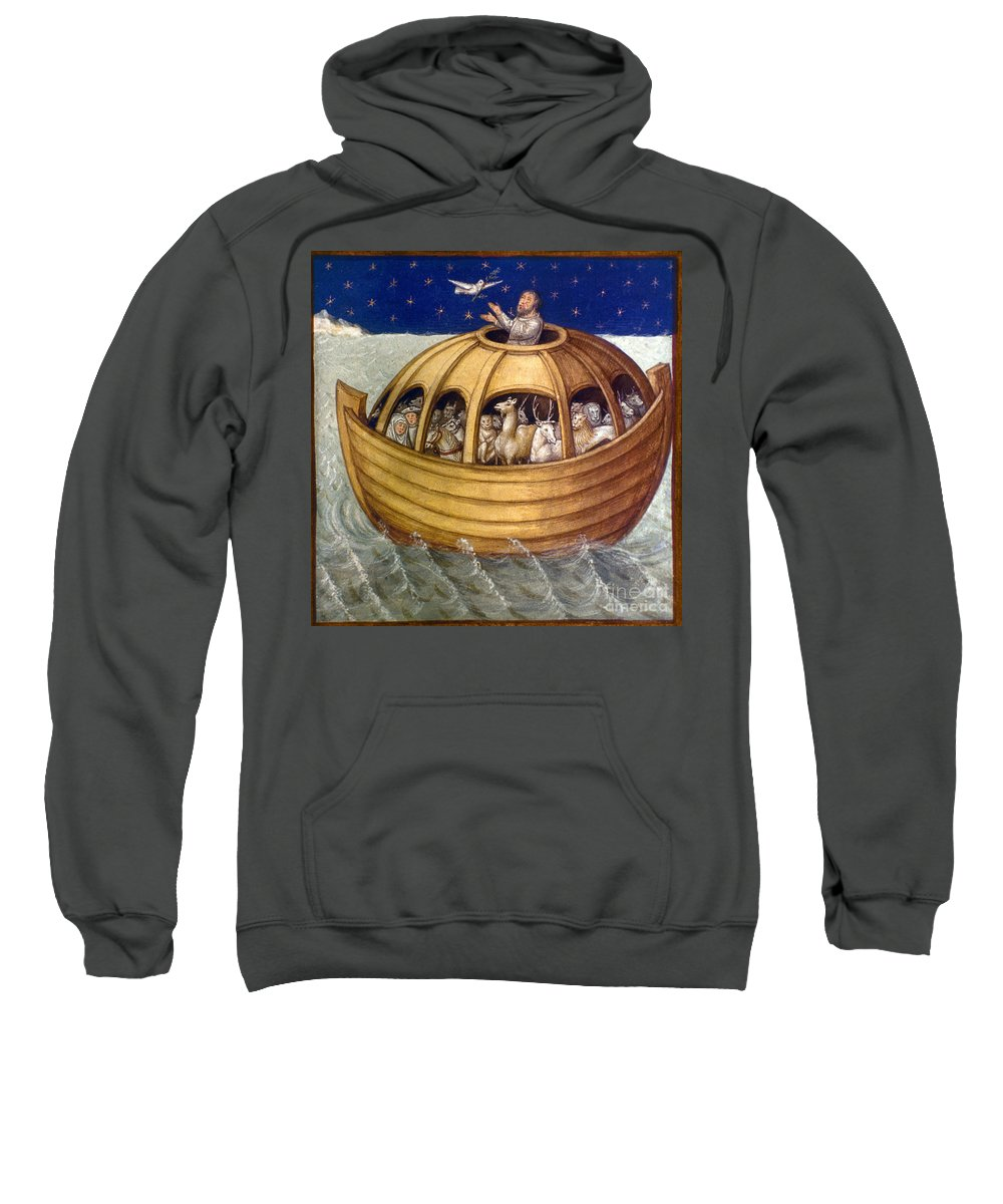 Ark Sweatshirt featuring the photograph Noahs Ark by Granger